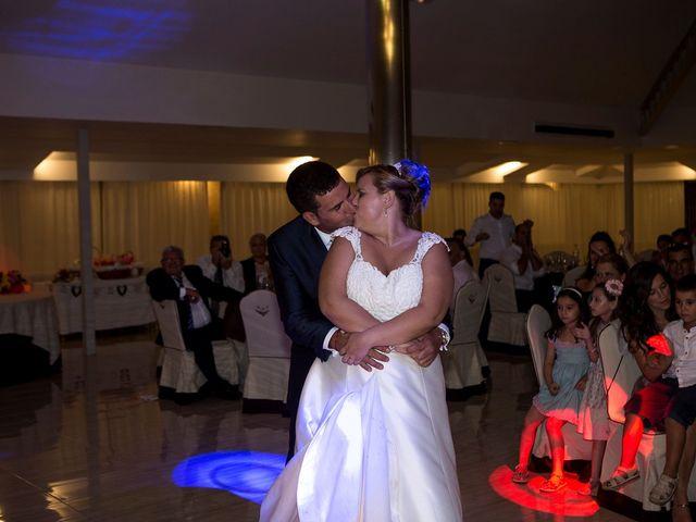 La boda de Víctor y Vanesa en Los Belones, Murcia 85