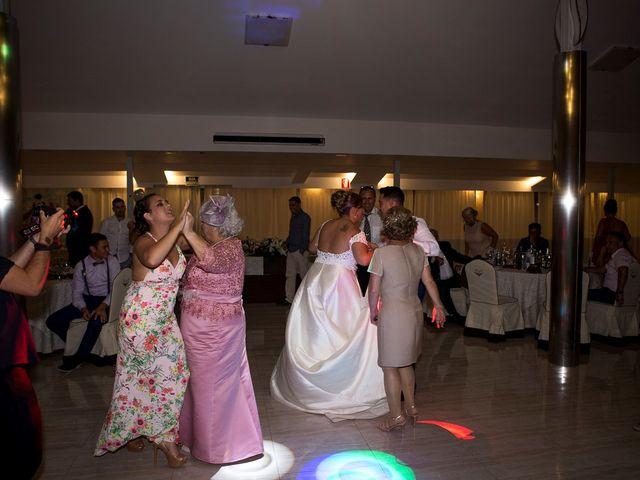 La boda de Víctor y Vanesa en Los Belones, Murcia 86