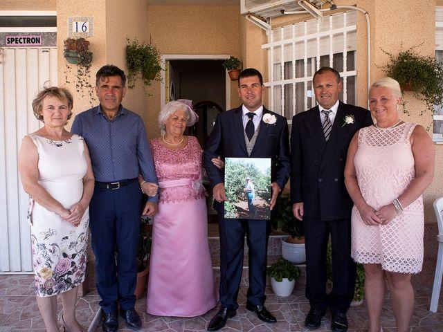La boda de Víctor y Vanesa en Los Belones, Murcia 93