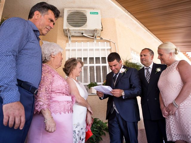 La boda de Víctor y Vanesa en Los Belones, Murcia 94