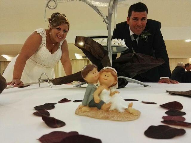 La boda de Víctor y Vanesa en Los Belones, Murcia 107