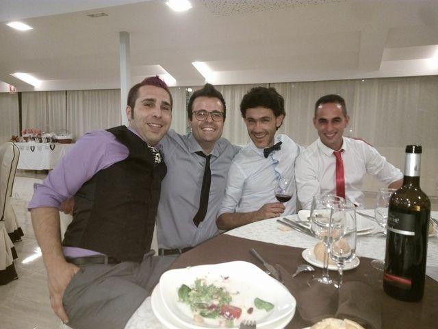 La boda de Víctor y Vanesa en Los Belones, Murcia 120