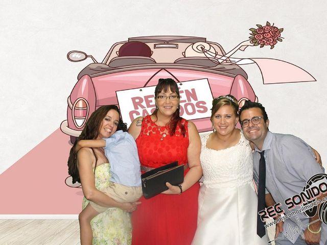 La boda de Víctor y Vanesa en Los Belones, Murcia 124