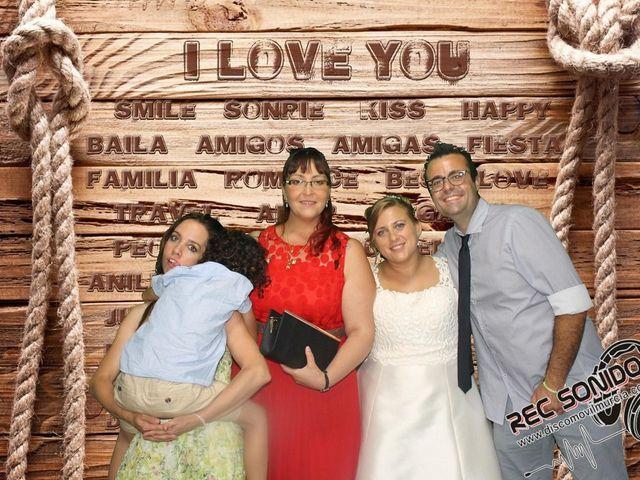 La boda de Víctor y Vanesa en Los Belones, Murcia 125