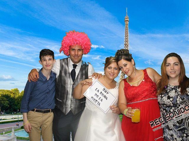 La boda de Víctor y Vanesa en Los Belones, Murcia 127