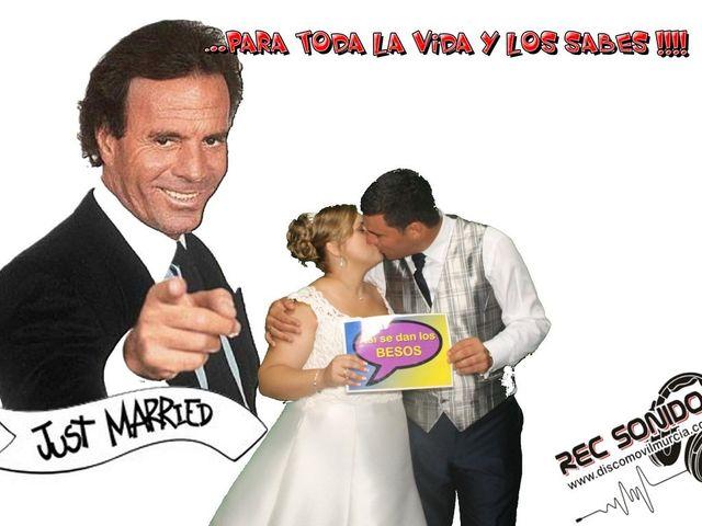 La boda de Víctor y Vanesa en Los Belones, Murcia 128