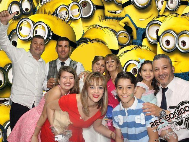 La boda de Víctor y Vanesa en Los Belones, Murcia 129