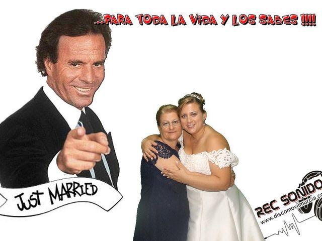 La boda de Víctor y Vanesa en Los Belones, Murcia 130
