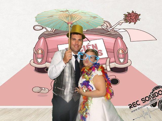 La boda de Víctor y Vanesa en Los Belones, Murcia 131
