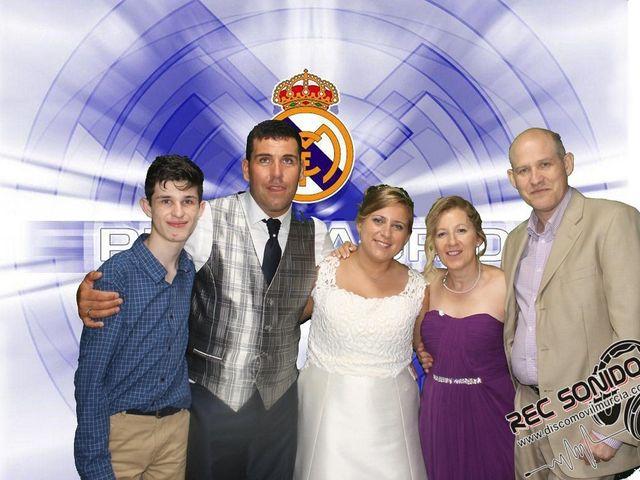 La boda de Víctor y Vanesa en Los Belones, Murcia 132