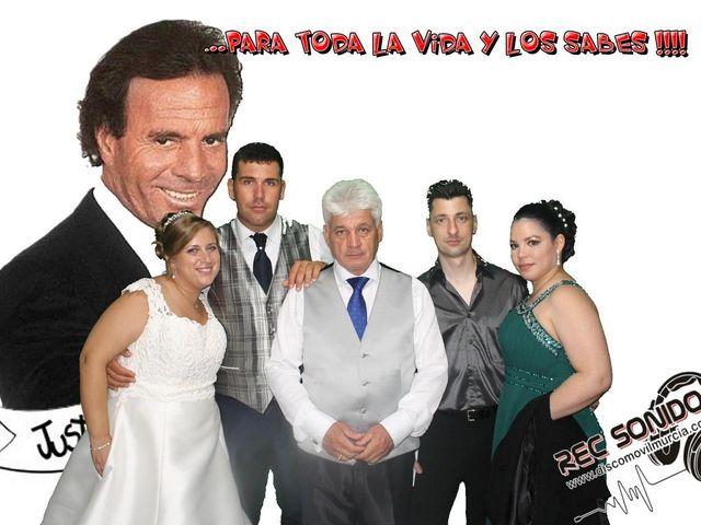La boda de Víctor y Vanesa en Los Belones, Murcia 135