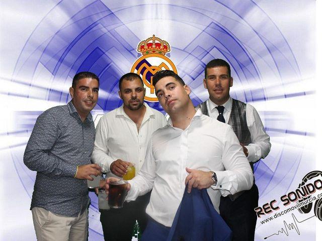 La boda de Víctor y Vanesa en Los Belones, Murcia 143