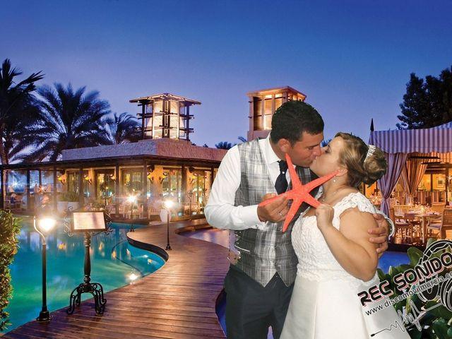 La boda de Víctor y Vanesa en Los Belones, Murcia 145
