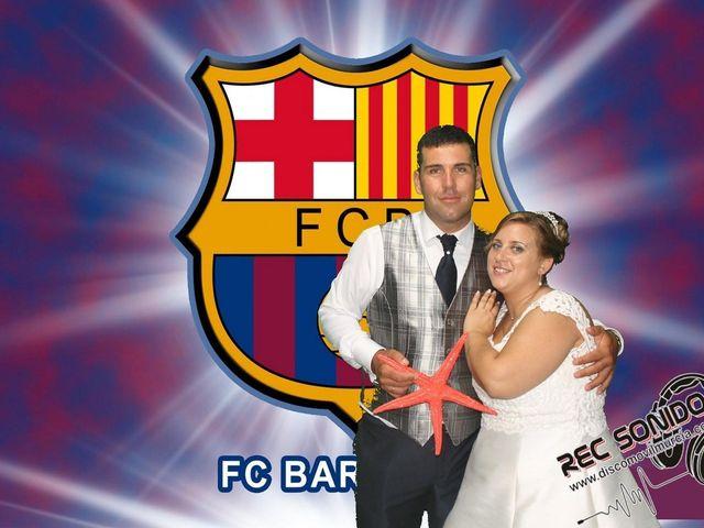 La boda de Víctor y Vanesa en Los Belones, Murcia 146