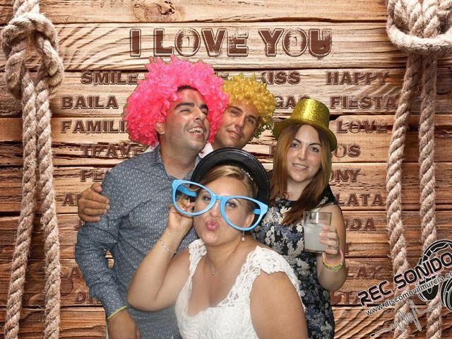 La boda de Víctor y Vanesa en Los Belones, Murcia 150
