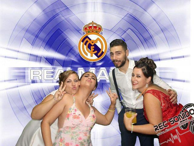 La boda de Víctor y Vanesa en Los Belones, Murcia 152