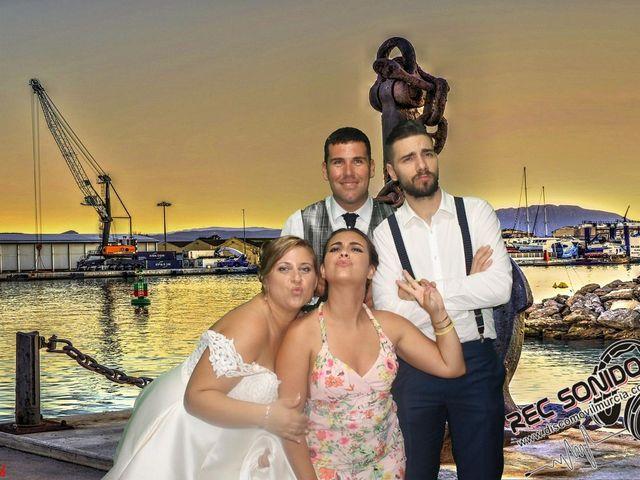 La boda de Víctor y Vanesa en Los Belones, Murcia 153