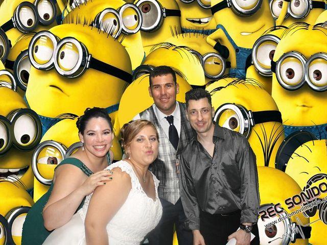 La boda de Víctor y Vanesa en Los Belones, Murcia 155