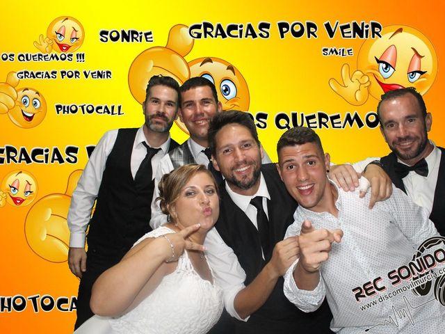 La boda de Víctor y Vanesa en Los Belones, Murcia 156