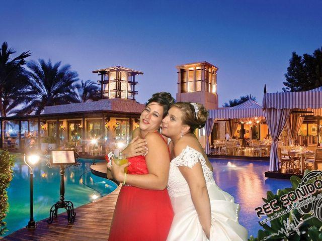 La boda de Víctor y Vanesa en Los Belones, Murcia 161