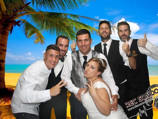La boda de Víctor y Vanesa en Los Belones, Murcia 167