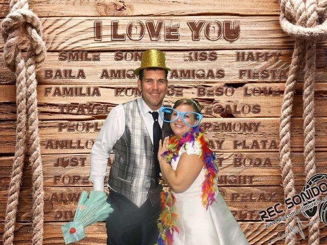 La boda de Víctor y Vanesa en Los Belones, Murcia 168