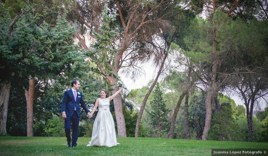 La boda de Ángel y Rocío en Madrid, Madrid