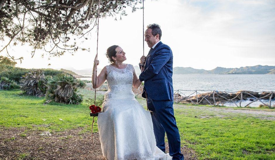 La boda de Javi y Malen en Santa Margalida, Islas Baleares