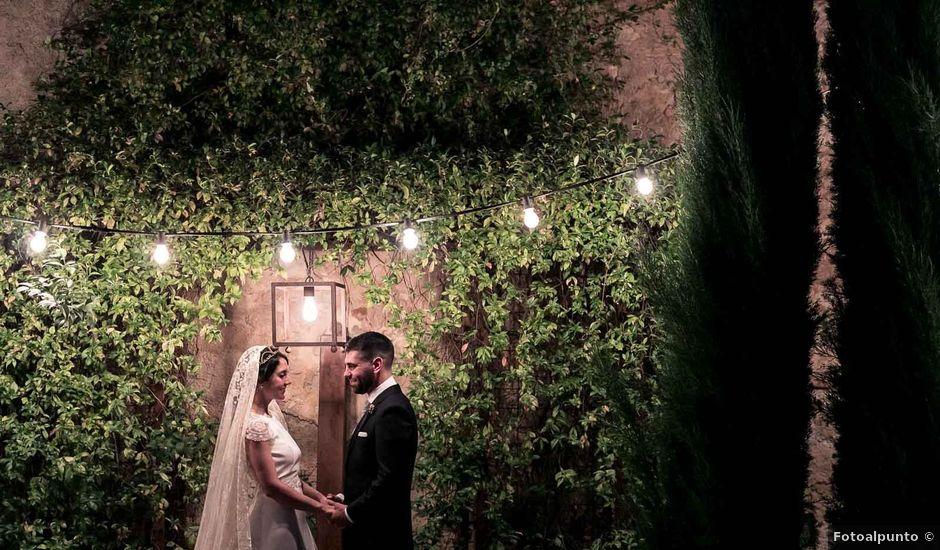 La boda de Eduardo y Paula en Ciudad Rodrigo, Salamanca