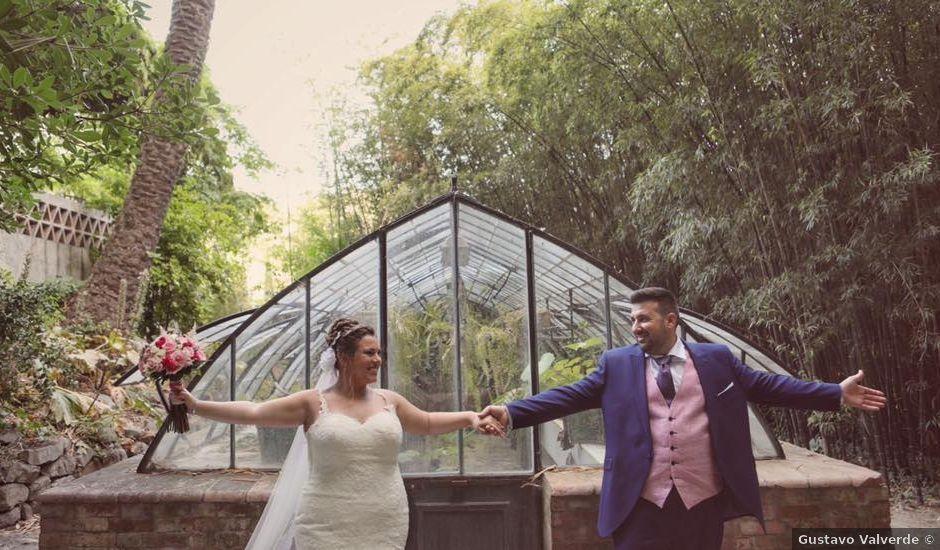 La boda de Jose y Silvia en Alora, Málaga