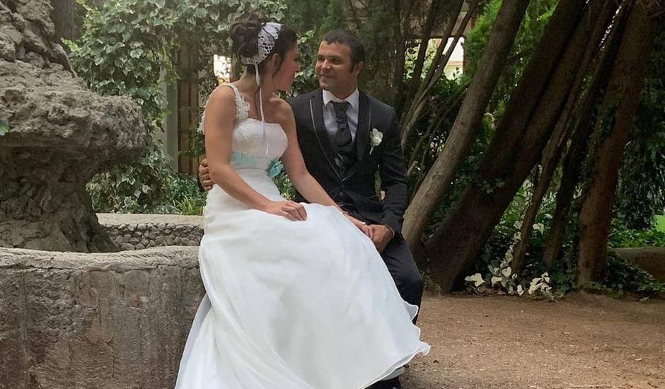 La boda de Sergi y Elisabet en Santa Margarida I Els Monjos, Barcelona