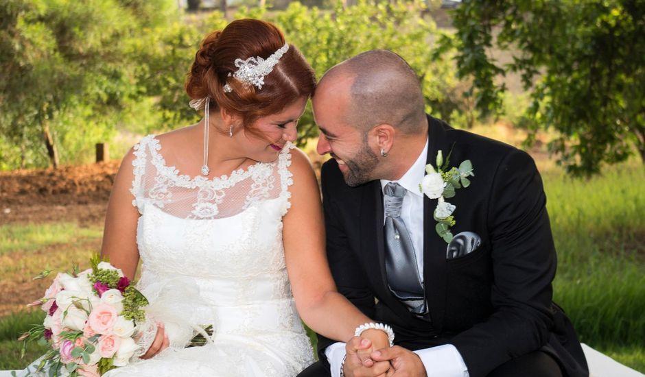 La boda de Antonio  y Aida  en Málaga, Málaga