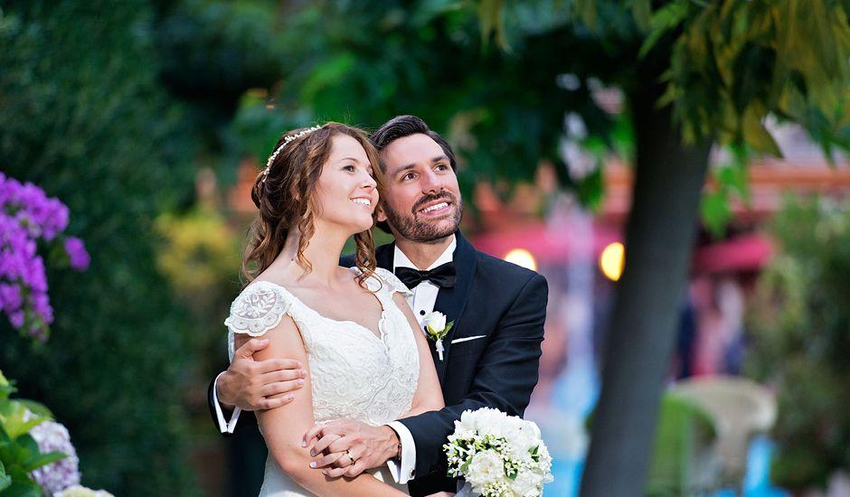 La boda de Enique y Patricia en Lloret De Mar, Girona