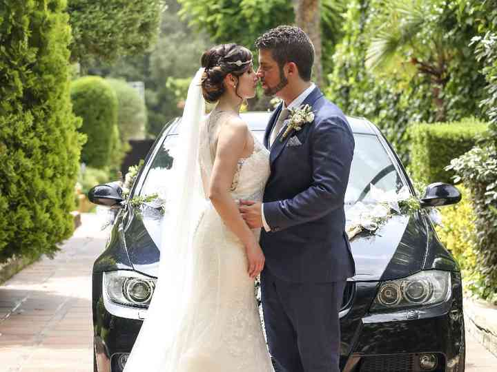La boda de Jairo  y Gisela