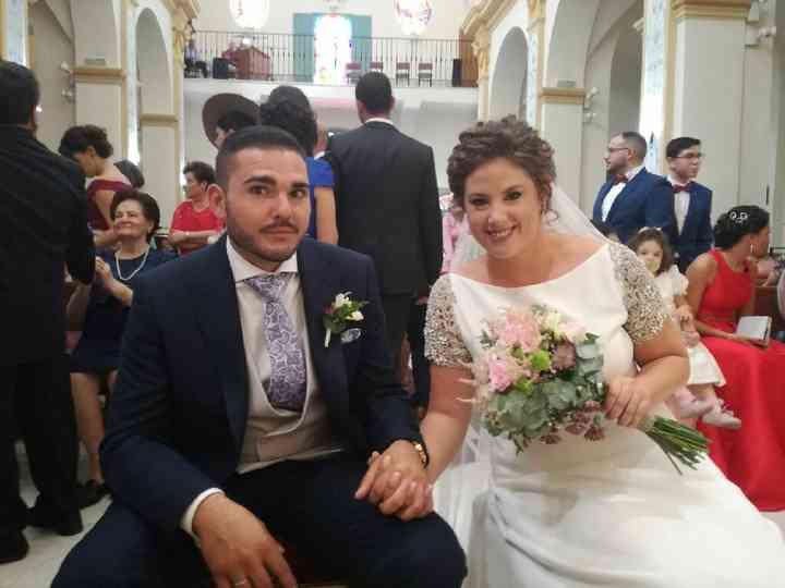 La boda de Laura y Pedro