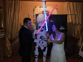 La boda de Gema  y Edu
