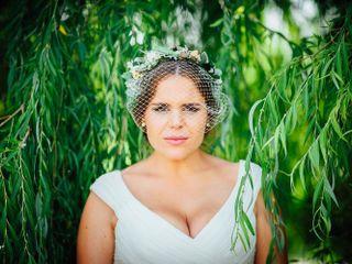 La boda de Flor y Nazaret 1