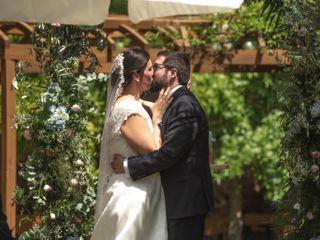La boda de Nesuri y Sergio