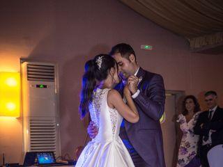 La boda de Chus y Dani