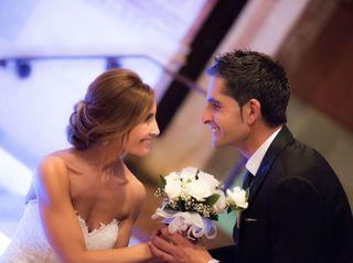 La boda de Elena y Ramon
