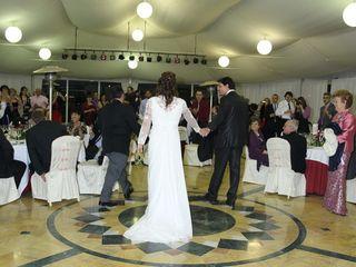 La boda de Javier y Mar 2