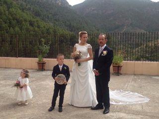 La boda de Alejandra y Andrés 1