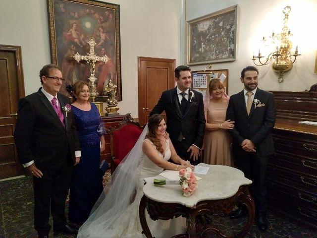 La boda de Edu  y Gema  en Valencia, Valencia 4