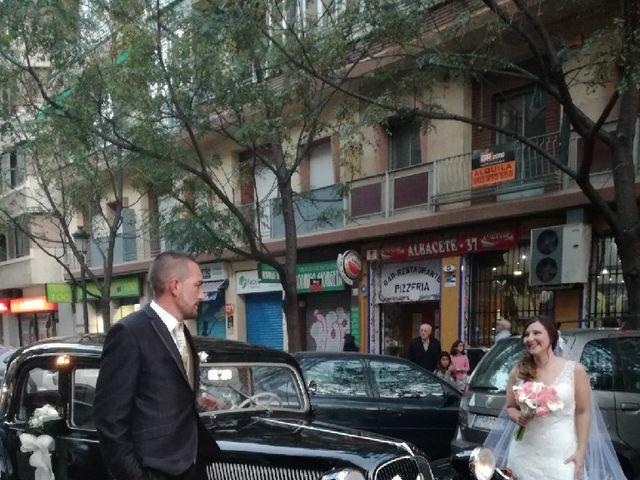 La boda de Edu  y Gema  en Valencia, Valencia 10