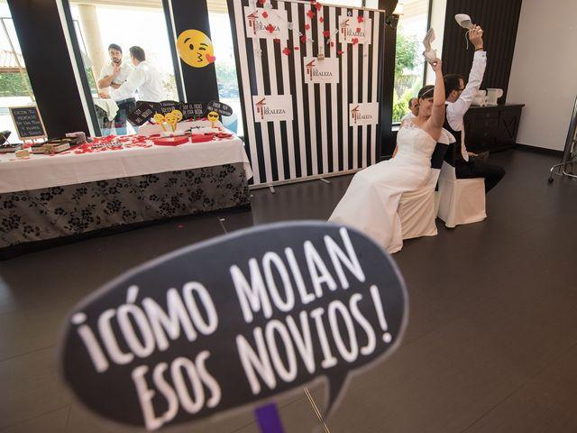La boda de Pablo y Verónica en León, León 56