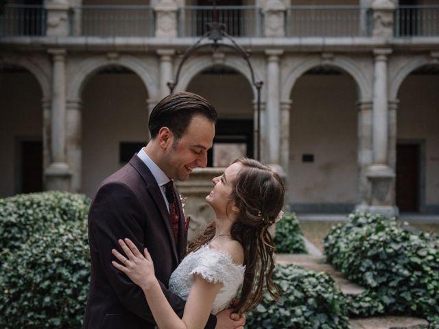 La boda de Samai y Julia en Alcalá De Henares, Madrid 50