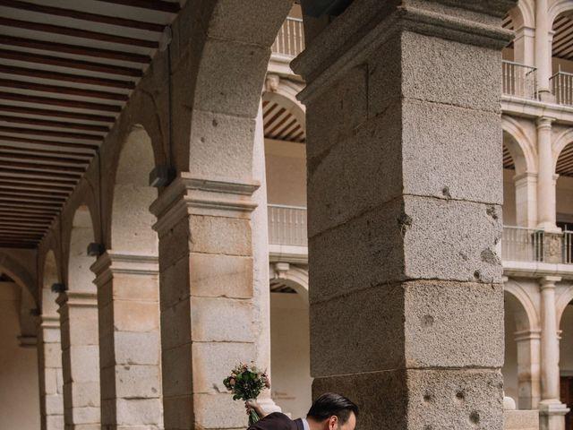 La boda de Samai y Julia en Alcalá De Henares, Madrid 51