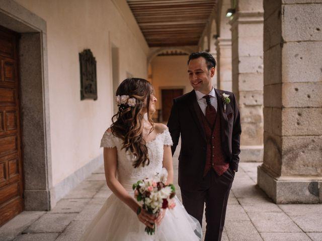 La boda de Samai y Julia en Alcalá De Henares, Madrid 54