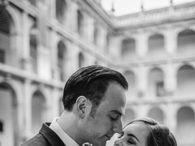La boda de Samai y Julia en Alcalá De Henares, Madrid 59