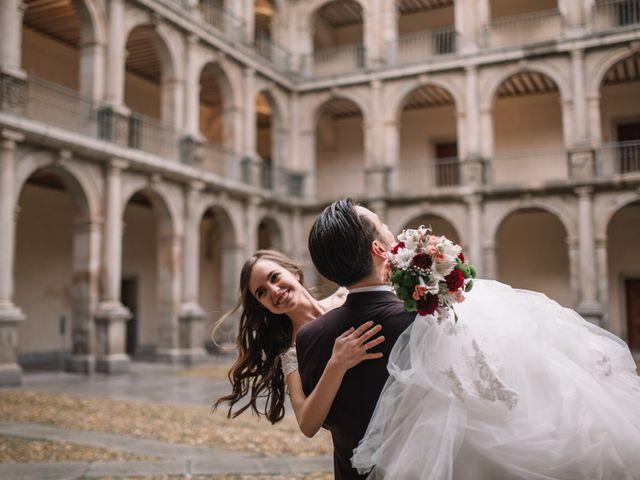 La boda de Samai y Julia en Meco, Madrid 60